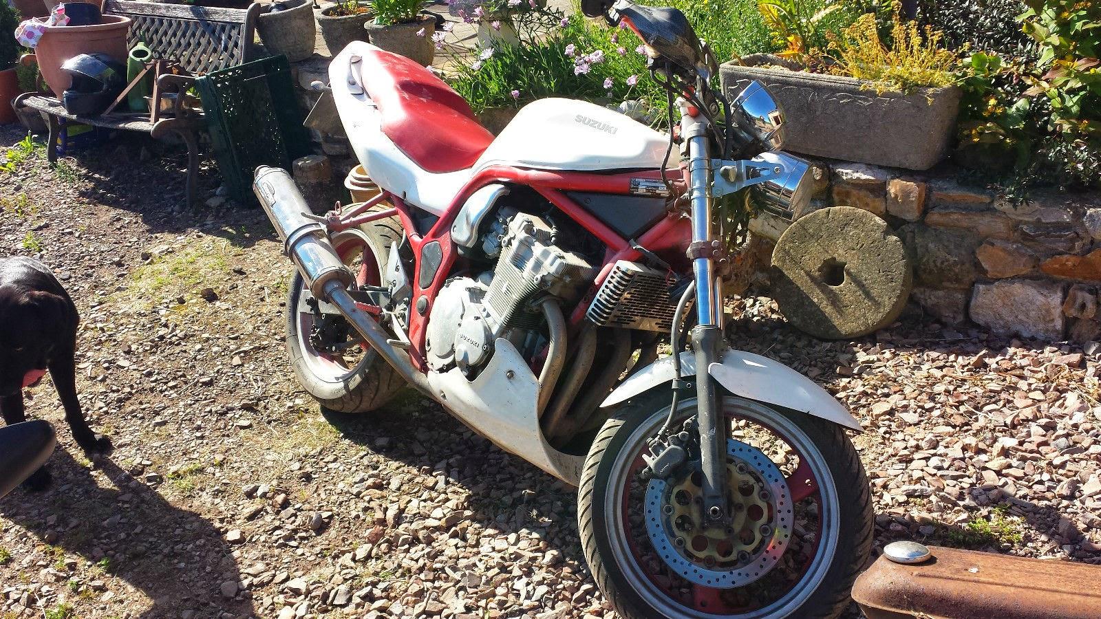 Motorcycle Restoration Projects Uk Suzuki Bandit 600