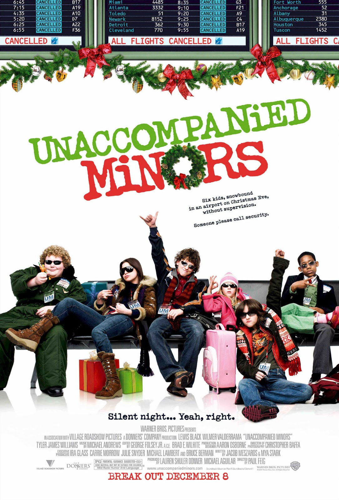 Unaccompanied Minors (2006) ταινιες online seires oipeirates greek subs