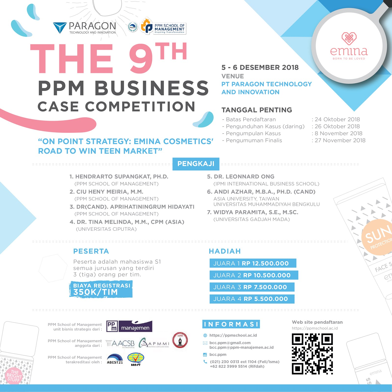 The 9th PPM Business Case Competition