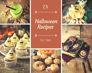25 Halloween Recipe Ideas To Try Out This Halloween