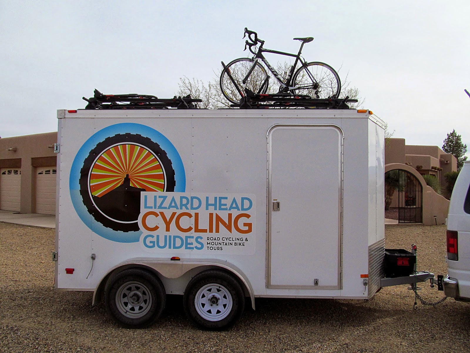 lizard head cycling tours