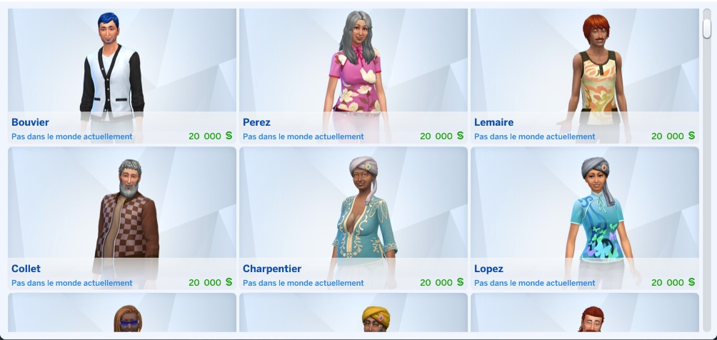 sims 4 how to make played household unplayed