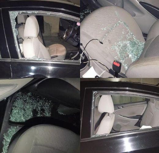 Lady narrates shocking experience... how she was robbed on Eko Bridge last night