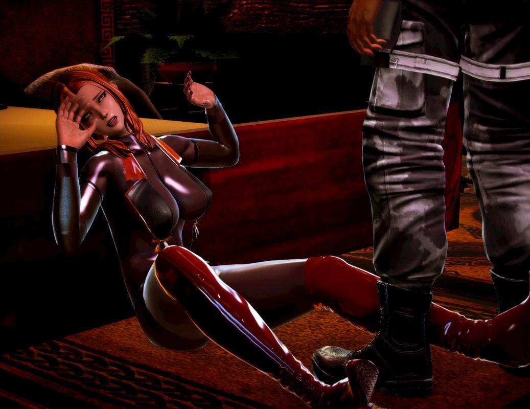 Hình ảnh 066 in Truyện Hentai 3D Nữ chiến binh Ryona