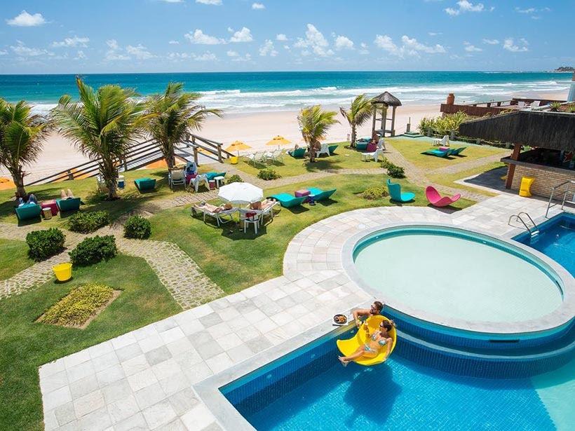 Kembali Hotel - Porto de Galinhas - PE - Gramado e Campos do Jordão têm os melhores hotéis do Brasil