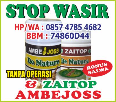stop wasir bonus salwa, stop wasir bonus zaitop, stop wasir bonus ambejoss