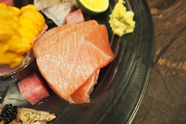 Cast Iron Otoro Sashimi Review Singapore
