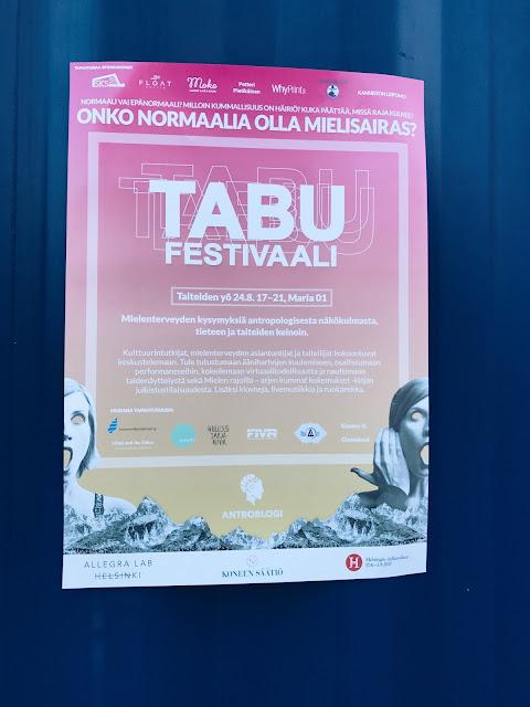 Helsingin Taiteiden yön Tabufestivaali