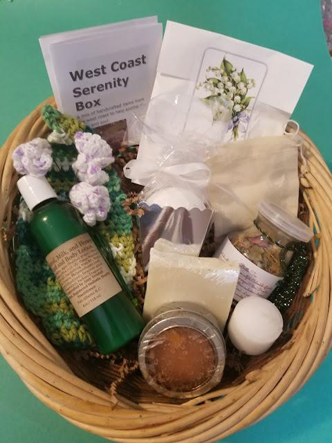 west coast serenity box