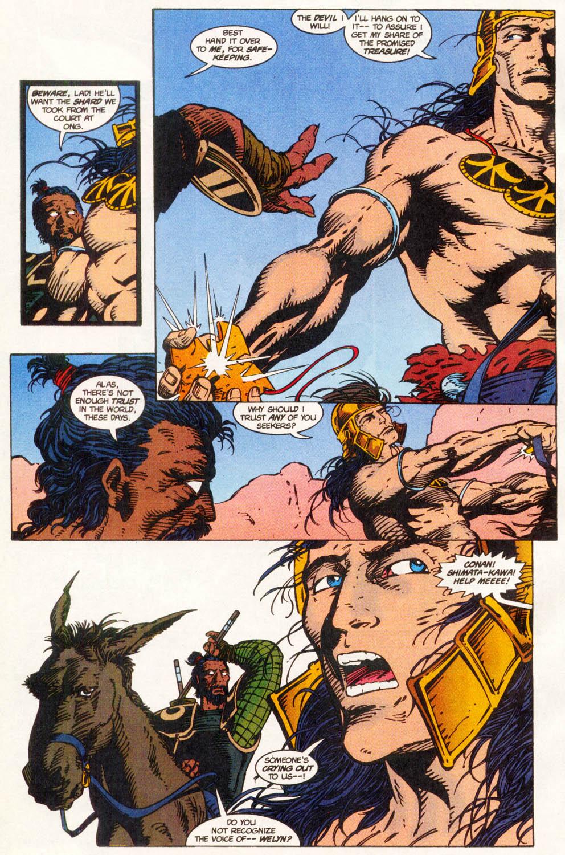 Read online Conan the Adventurer comic -  Issue #12 - 7