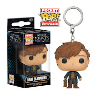 Pocket Pop! Keychain Newt Scamander
