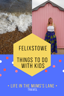 Felixstowe Things to do with kids
