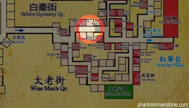 Wise Men's Quarter, Wan Chai
