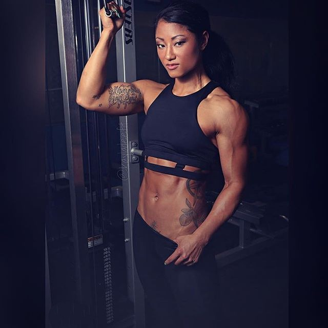 Fitness Kayla Dee Instagram photos