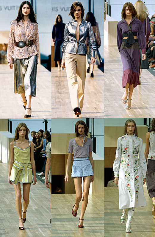 Louis Vuitton by Marc Jacobs SS 2002