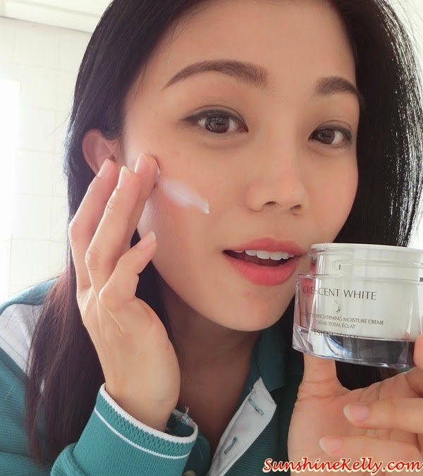 Beauty Review, new! Estee Lauder Crescent White Full Cycle Brightening Skincare, estee lauder, Crescent White Full Cycle Brightening, whitening skincare review