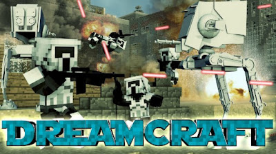 "Dream Craft Games, The ""Minecraft"" Starwars Version"