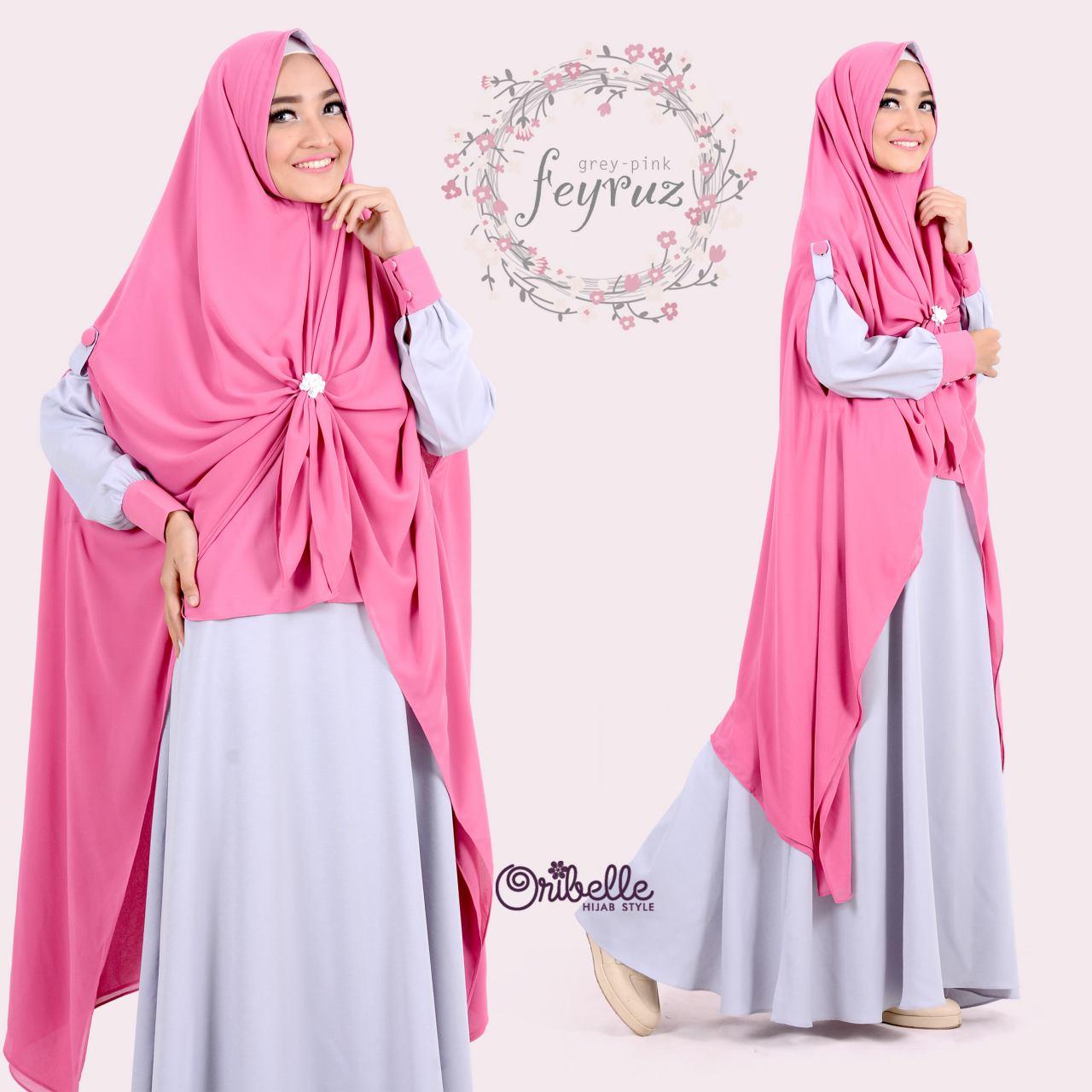 Hijab Syari Unik