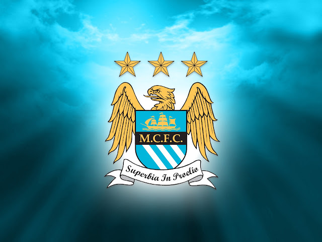 Manchester City Wallpaper: Manchester City Logo Wallpapers HD Collection