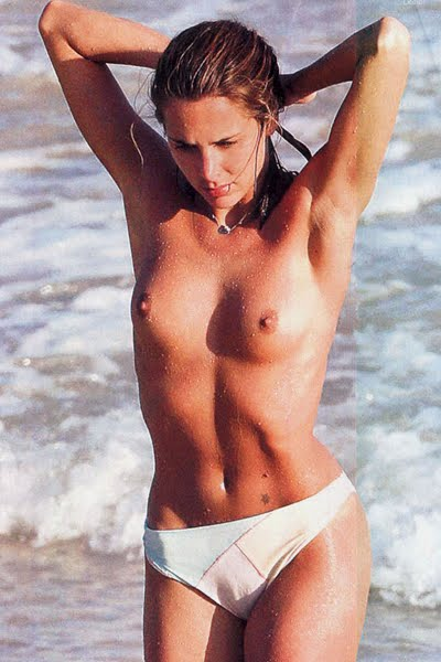 Something melissa theuriau hot can