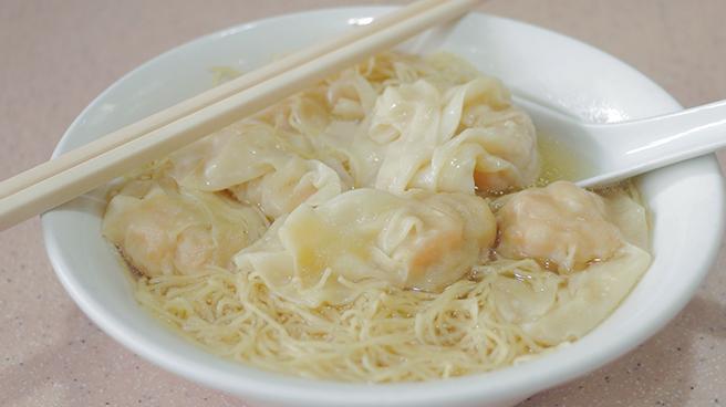 Shrimp Won Ton Noodle