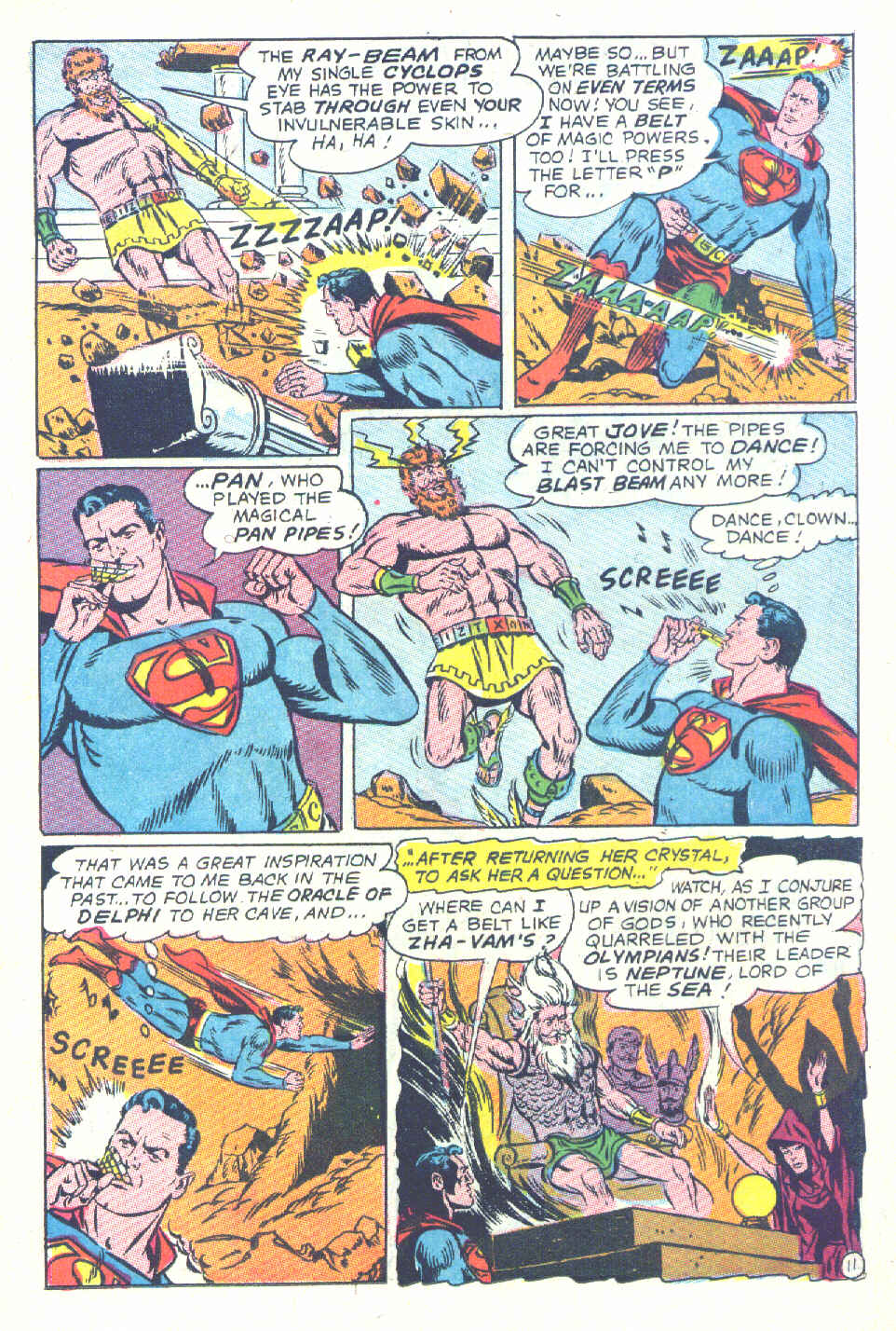 Read online Action Comics (1938) comic -  Issue #353 - 13