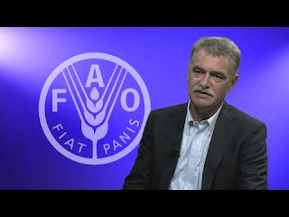 Henning Steinfeld della FAO