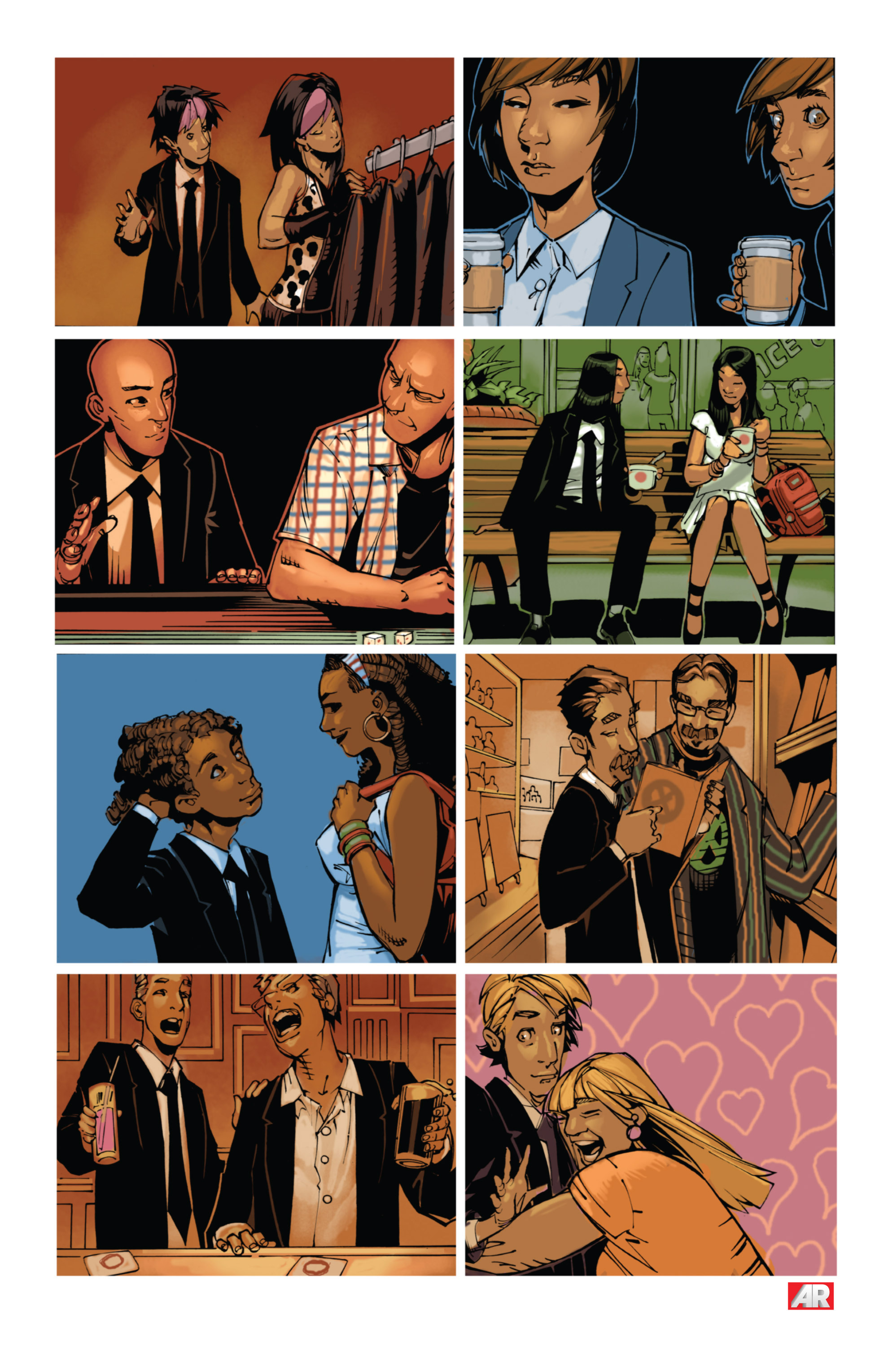 Read online Uncanny X-Men (2013) comic -  Issue #14 - 15