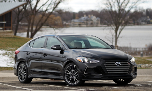 2017 Hyundai Elantra 2.0L Automatic Review