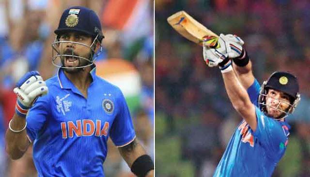 टी20 वर्ल्ड कप भारत बनाम पाकिस्तानः विराट-युुवराज की शानदार बल्लेबाजी से जीती टीम इंडिया