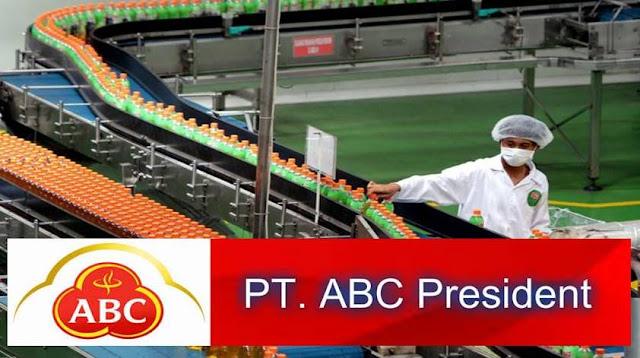 Lowongan Kerja PT. ABC President Indonesia, Jobs: Account Payable Supervisor, Distributor Management Supervisor, Key Account Manager.