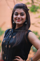 Actress Yamini Bhaskar in a Tight Black Sleeveless Dress ~  Exclusive 12.JPG