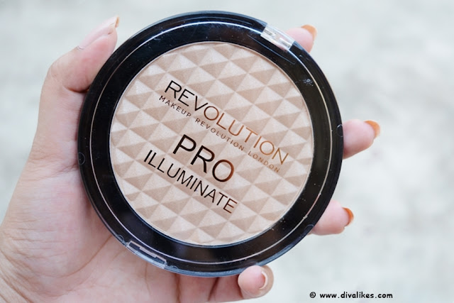 Makeup Revolution Pro Illuminate Review