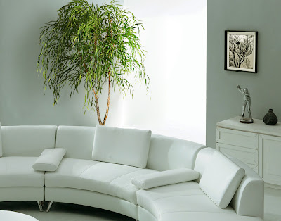 Algunas ideas para decorar con plantas artificiales for Ideas para decorar interiores con plantas