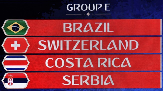 FIFA World Cup 2018 Group E Teams, Schedule, Predictions