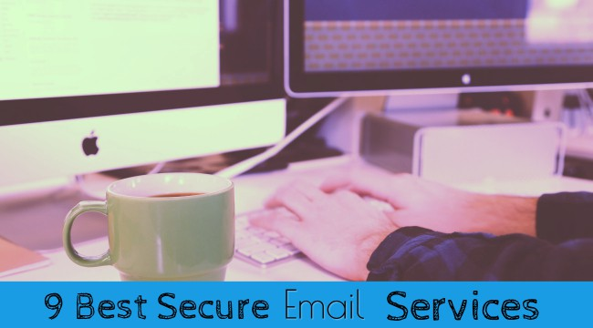 Best Secure Email Services