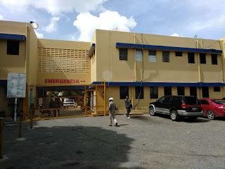 Resultado de imagen para hospital Arístides Fiallo Cabral