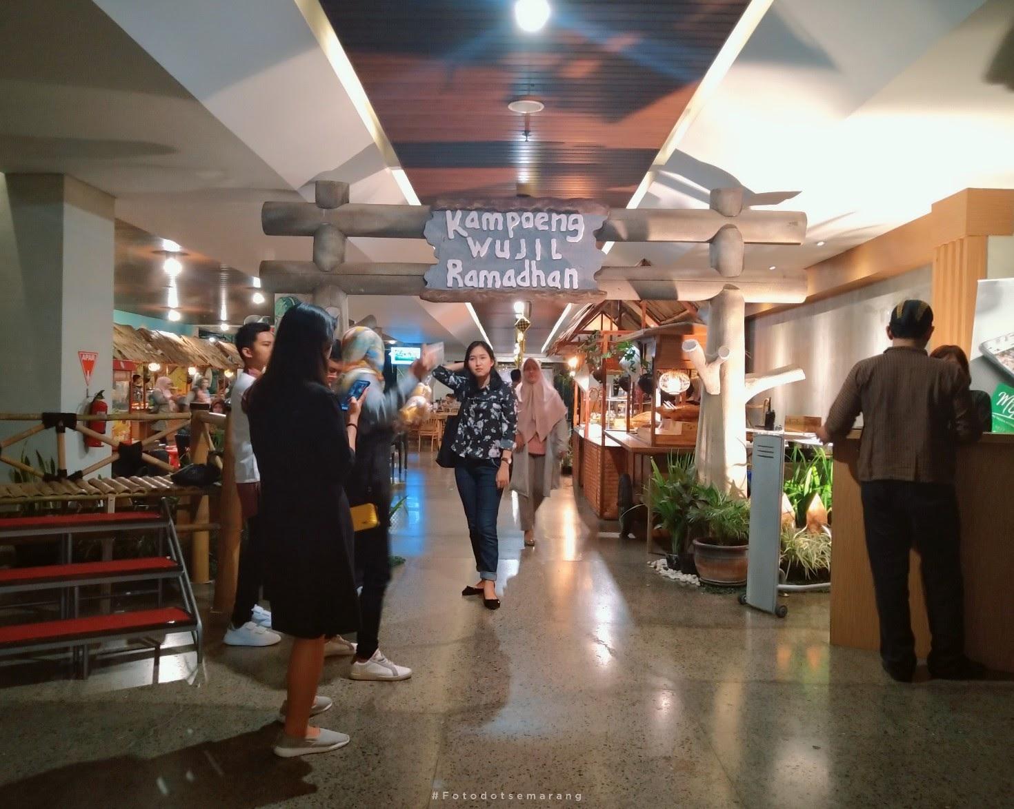 The Wujil Resort & Conventions Hadirkan Tema Kampoeng Wujil Ramadan di Bulan Puasa