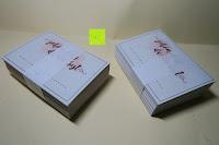 """Bänder: Tischkarten Platzkarten (50 Stück) """"schon, dass es dich gibt"""" für Hochzeit, Geburtstag, Taufe und andere Feiern"""