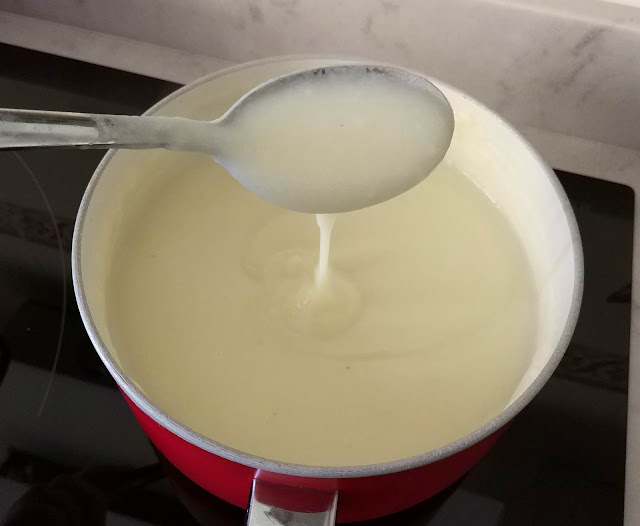 Preparar puré de patata