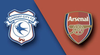 Susunan Pemain Cardiff City vs Arsenal