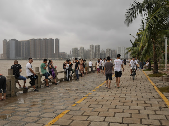 Lovers' Road in Zhuhai