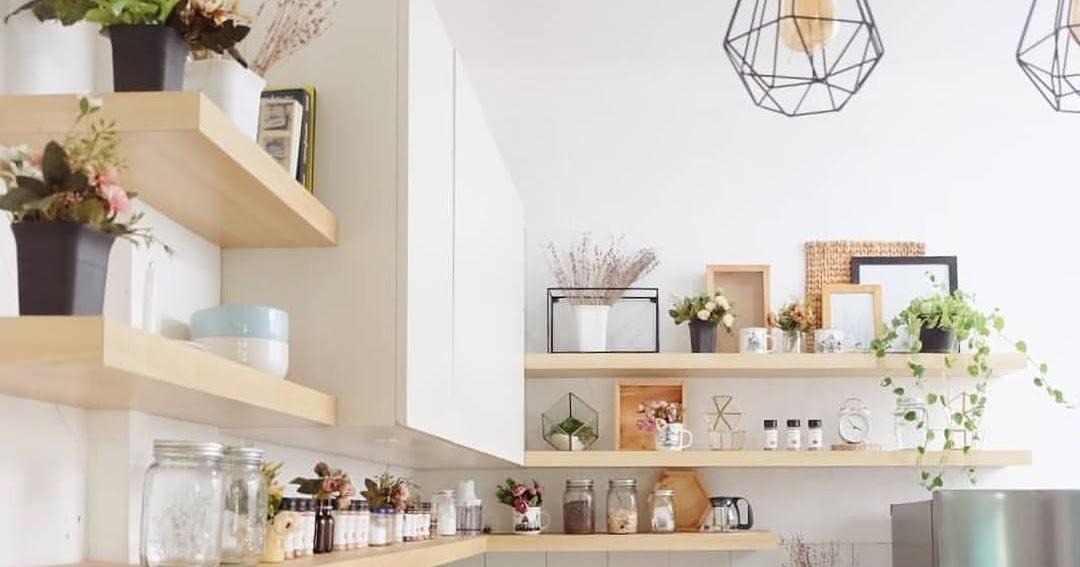 10 Desain Dapur Rumah Minimalis Modern, Sederhana dan ...