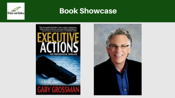 Book Showcase: Executive Actions by Gary Grossman