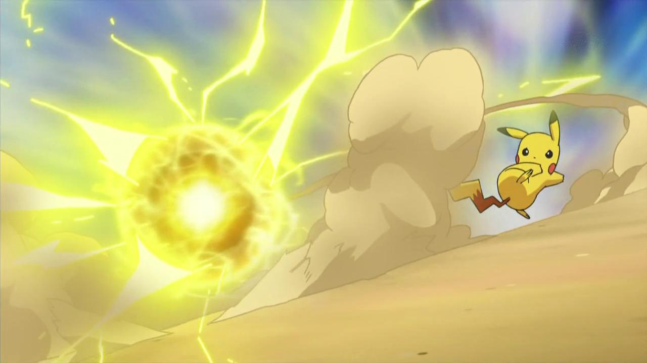 OBD Wiki - Character Profile - Pikachu (anime)