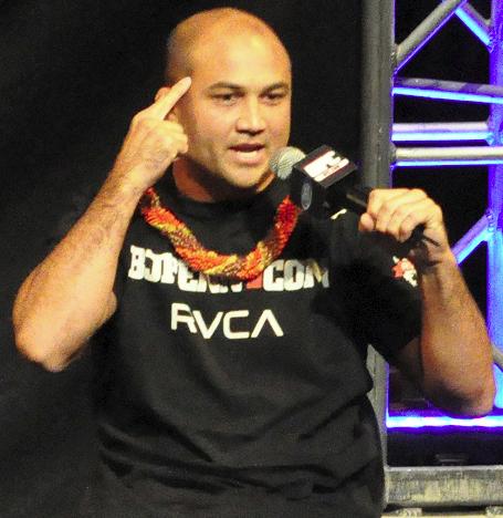 BJ PENN AND RICARDO LAMAS TO HEADLINE UFC FIGHT NIGHT IN MANILA