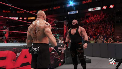 WWE 2K18 Game Free Download for PC
