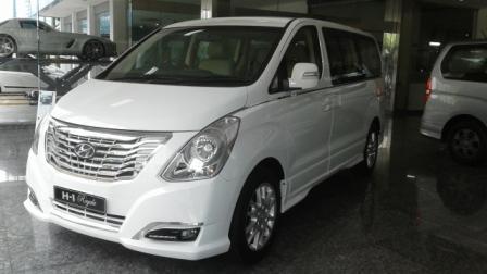 Harga Kredit Mobil Hyundai H1 2017