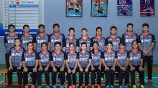 Tim Piala Sudirman Optimistis Bisa Raih Prestasi Tertinggi