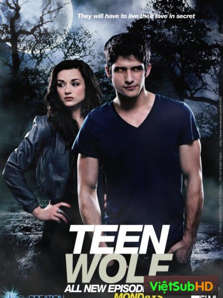 Người Sói Teen: Phần 2